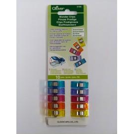 Pinces prodige multicolore