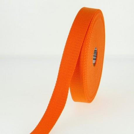Sangle Coton Orange