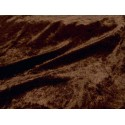 Panne de velours FIchocolat