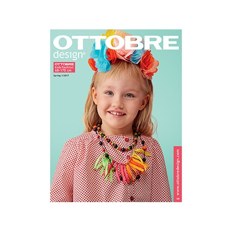 Magazine OTTOBRE Enfants n°1 / Printemps-Été 2017