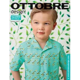 Magazine OTTOBRE Enfants n°3 / Été 2017
