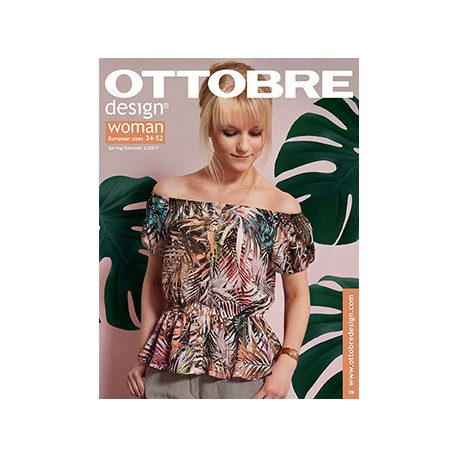 Magazine OTTOBRE Adultes n°2 / Printemps-Été 2017