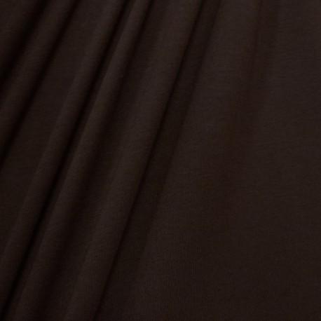 Jersey uni marron