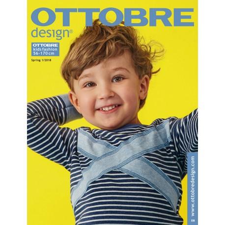 Magazine OTTOBRE Enfants n°1 / Printemps 2018