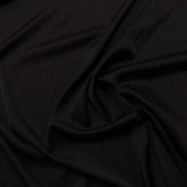 Tissu Satin Noir