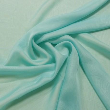 Tissu Voile Celadon