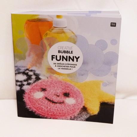 "Livre CREATIVE BUBBLE ""YUMMY"""
