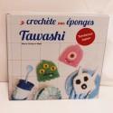 """Livre """"Je Crochète mes éponges Tawashi"""""""