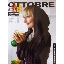 """Magazine """"ottobre"""" Adultes n°5 / Automne-Hiver 2018"""