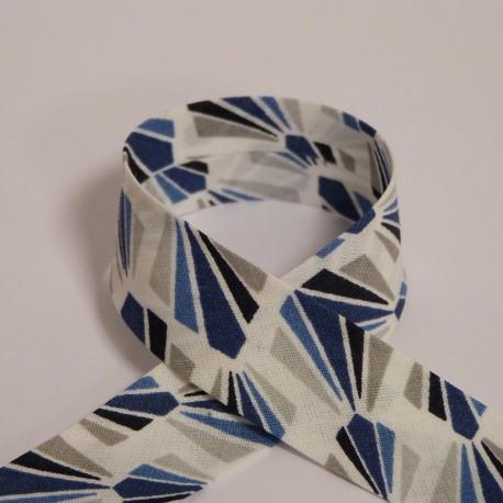 Biais Géométrique Bleu