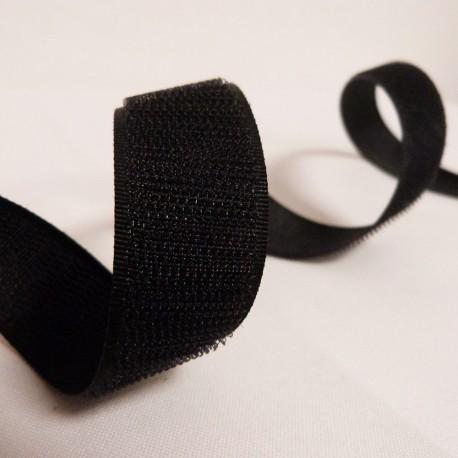 Velcro 20 mm Crochet Adhésif