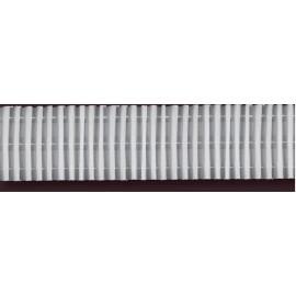 Ruban fronceur 55 mm