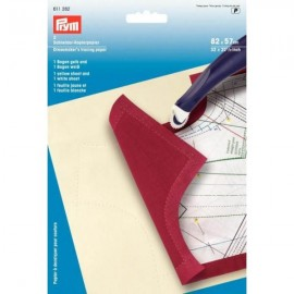 Papier à decalquer pour couture