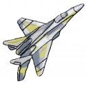 Ecusson air force