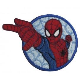 Ecusson spiderman