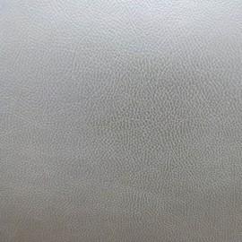 Tissu simili Karia argent