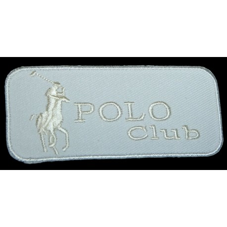 Polo Club Blanc