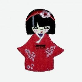 Geisha fuschia