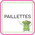 • Paillettes