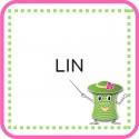 • Lin