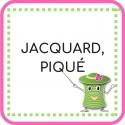 • Jacquard / Piqué