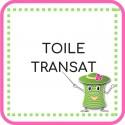 • Toile transat