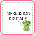 • Impression Digitale