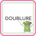 • Doublure
